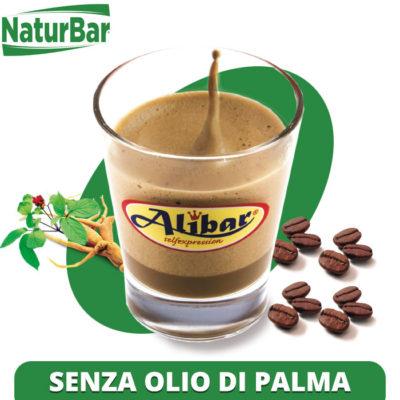 Ginseng Naturbar senza Olio di Palma - Alibar