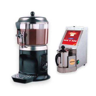Macchine per Cioccolate Calde